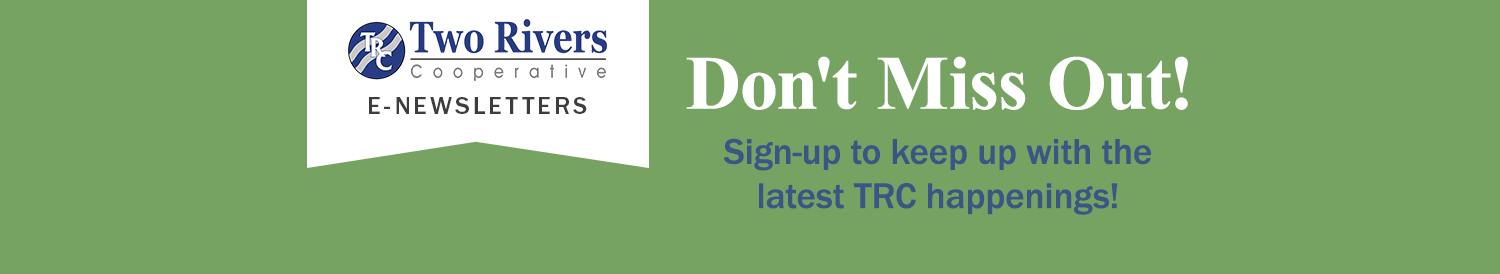 Sign Up for the TRC E-Newsletters